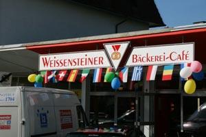 Bäckerei-Cafe Weissensteiner